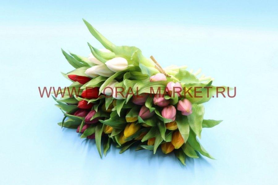 Б6218 Срез тюльпан 7в.h=30см.