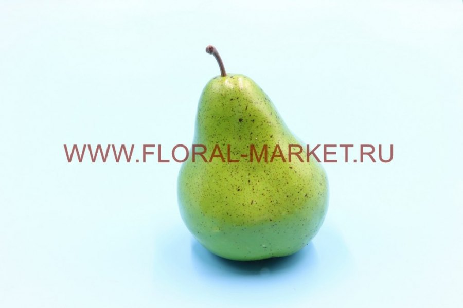 Фрукты крупные груша зеленная2
