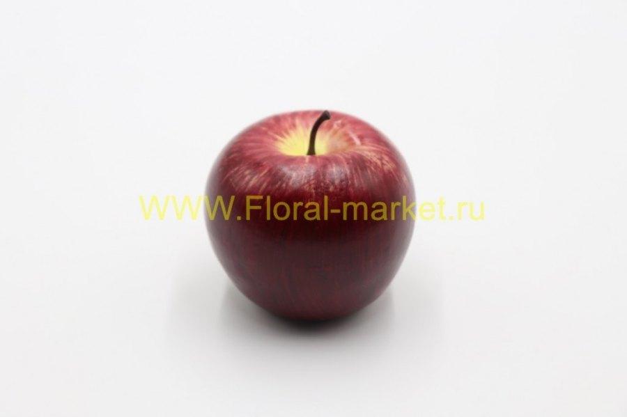 Фрукты крупные Яблоко бордовое