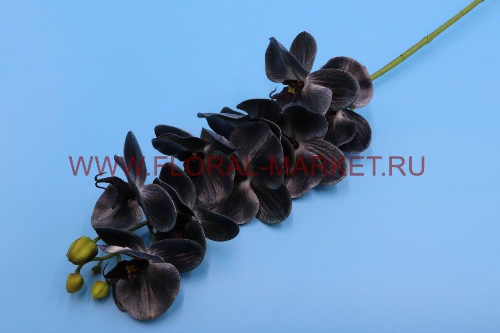 В2643 Ветка орхидея h=95см. силикон