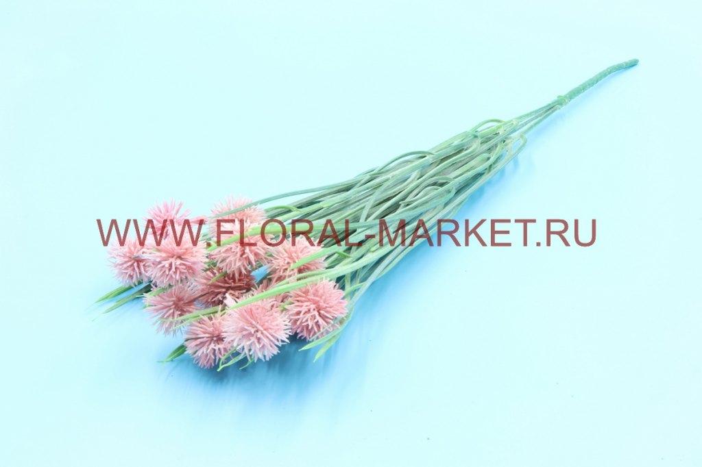 З4677 Куст цветущий лук с напылением h=45см.