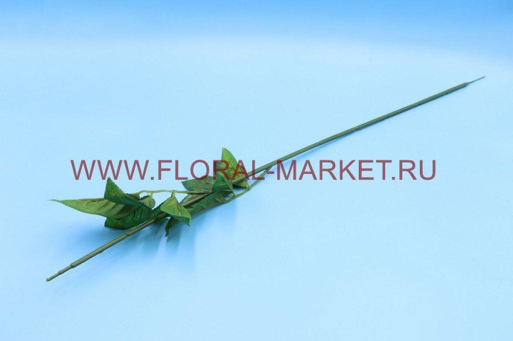 О355 Нога розы h=74см.