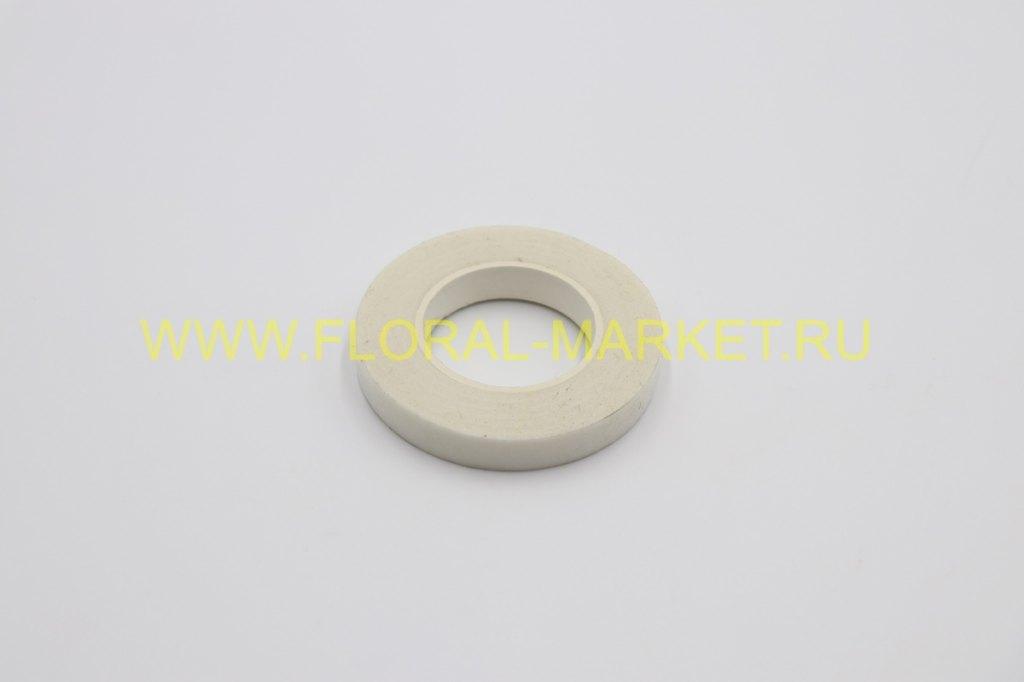 Тейп лента 12 мм*28м. белая