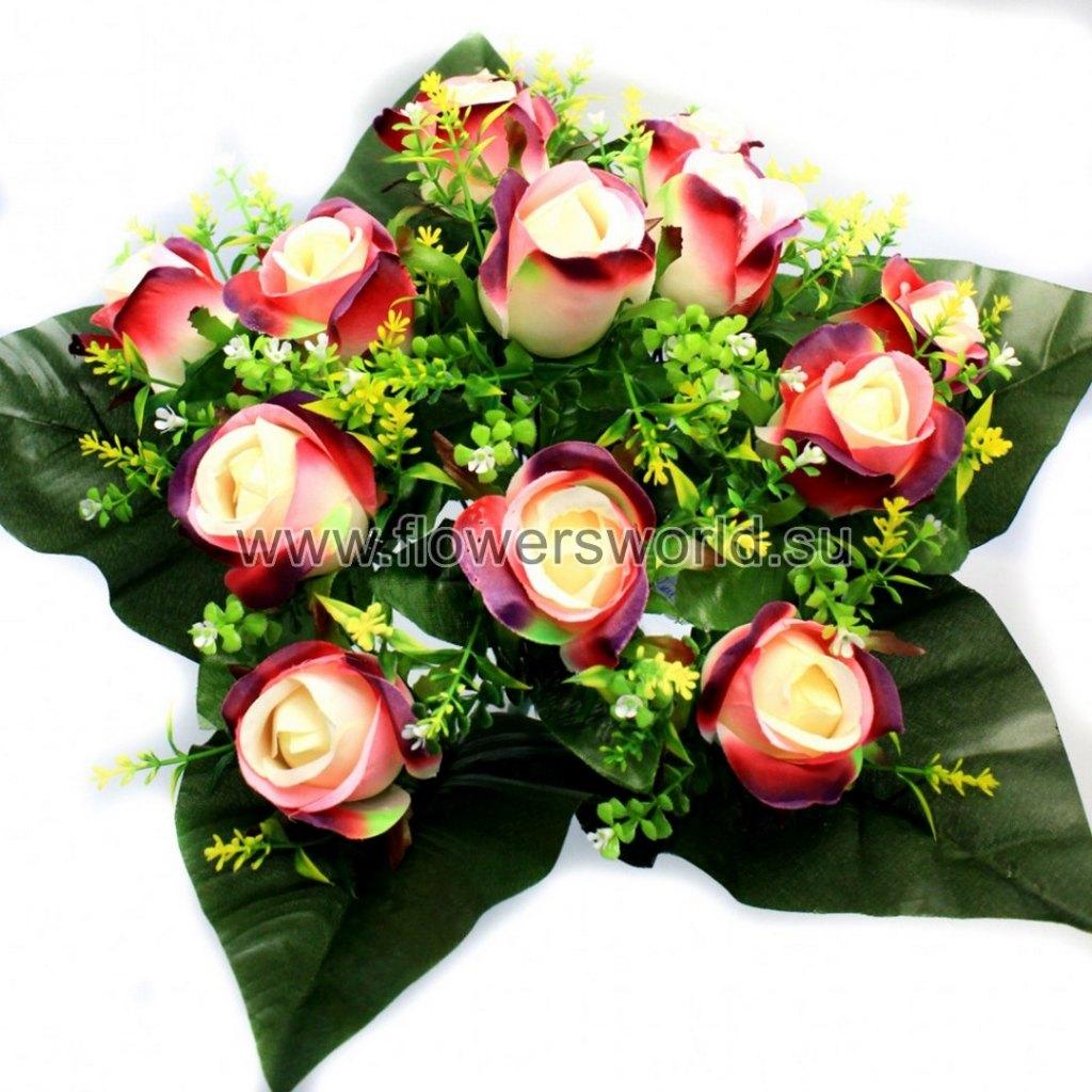 Б420 букет роз