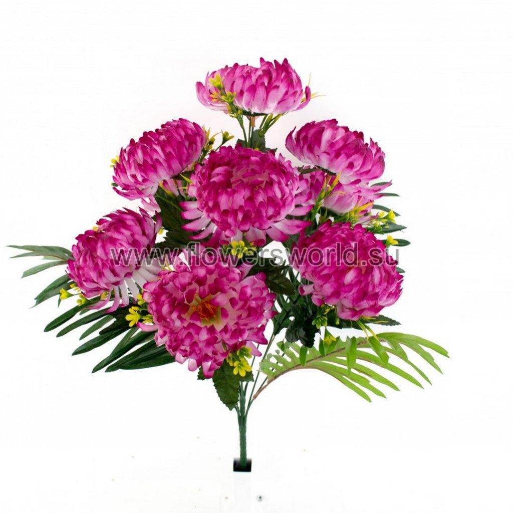 Б680 Букет Хризантемы