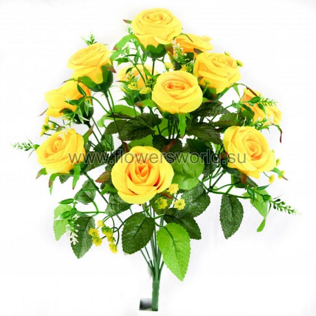 Б519 Букет роза