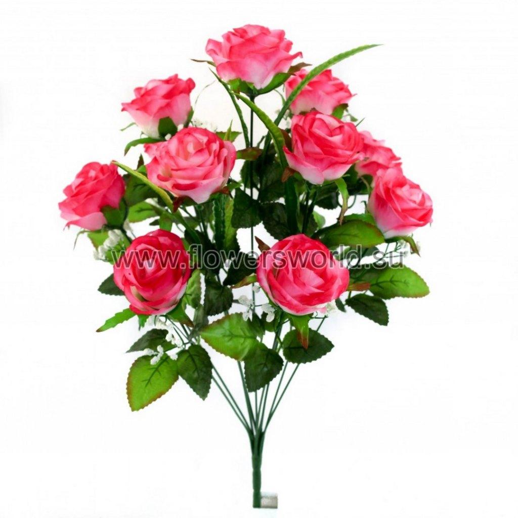 Б626 Букет роза