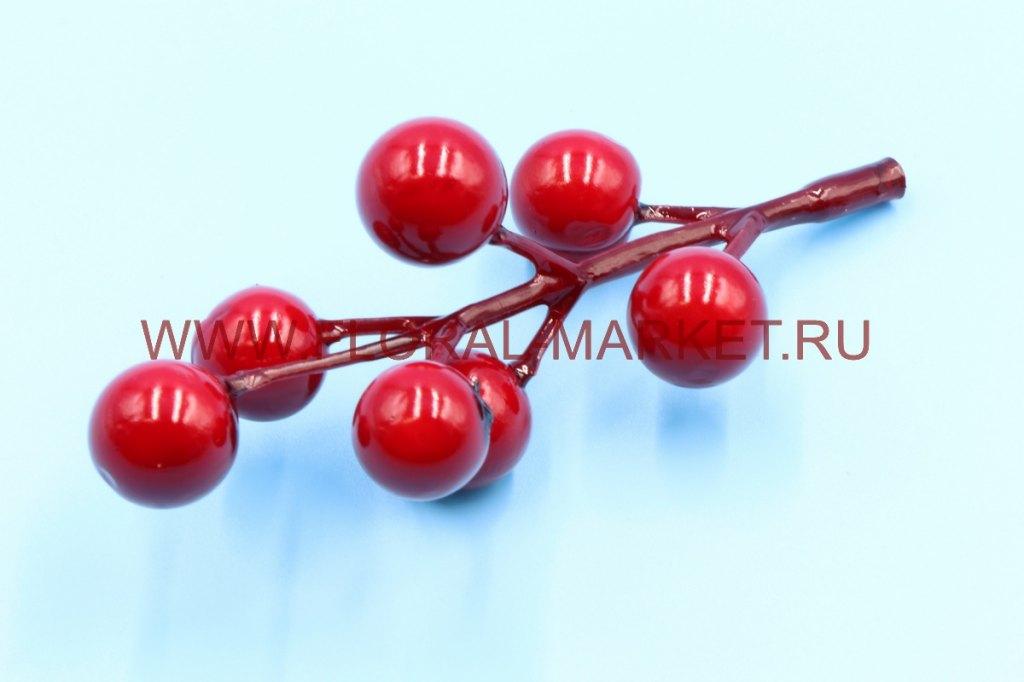 В1722 Ветка ягодок h=9 см.