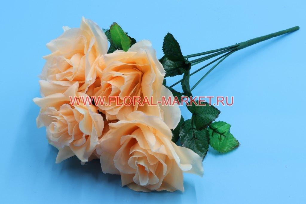 """Б7331 Букет роза """"Сигма"""" 7г. в.-40см."""