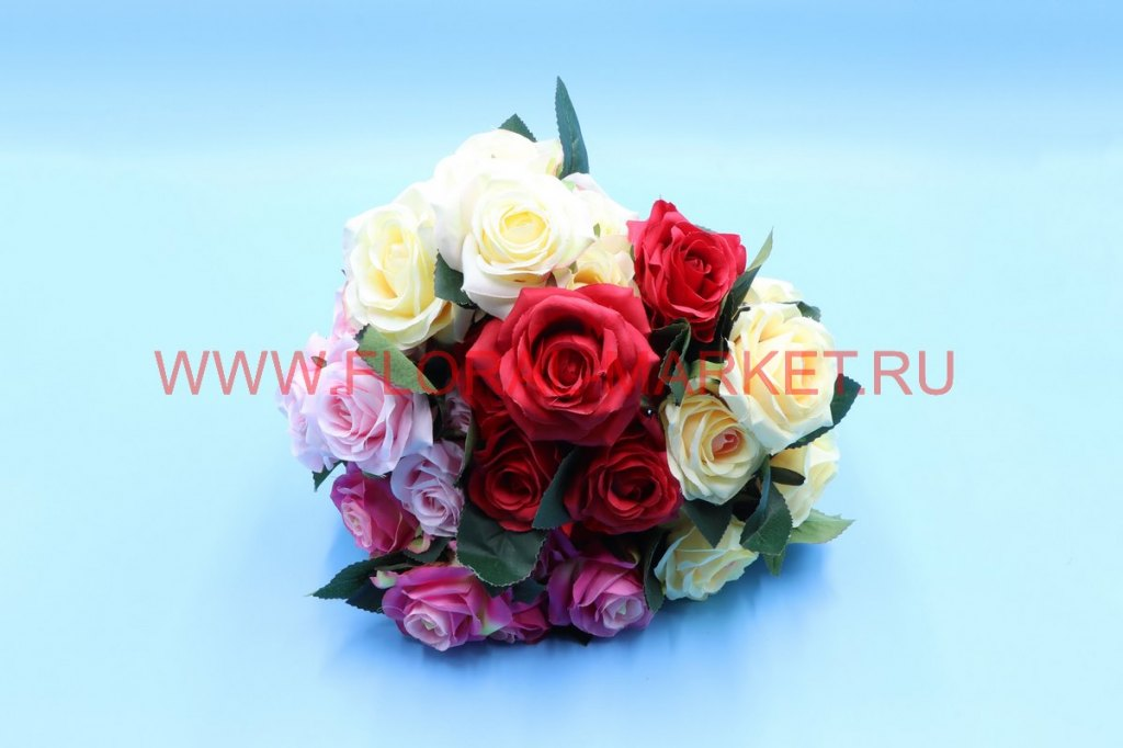 "Б6221 Букет роза ""Стен"" 7г. h=33см."