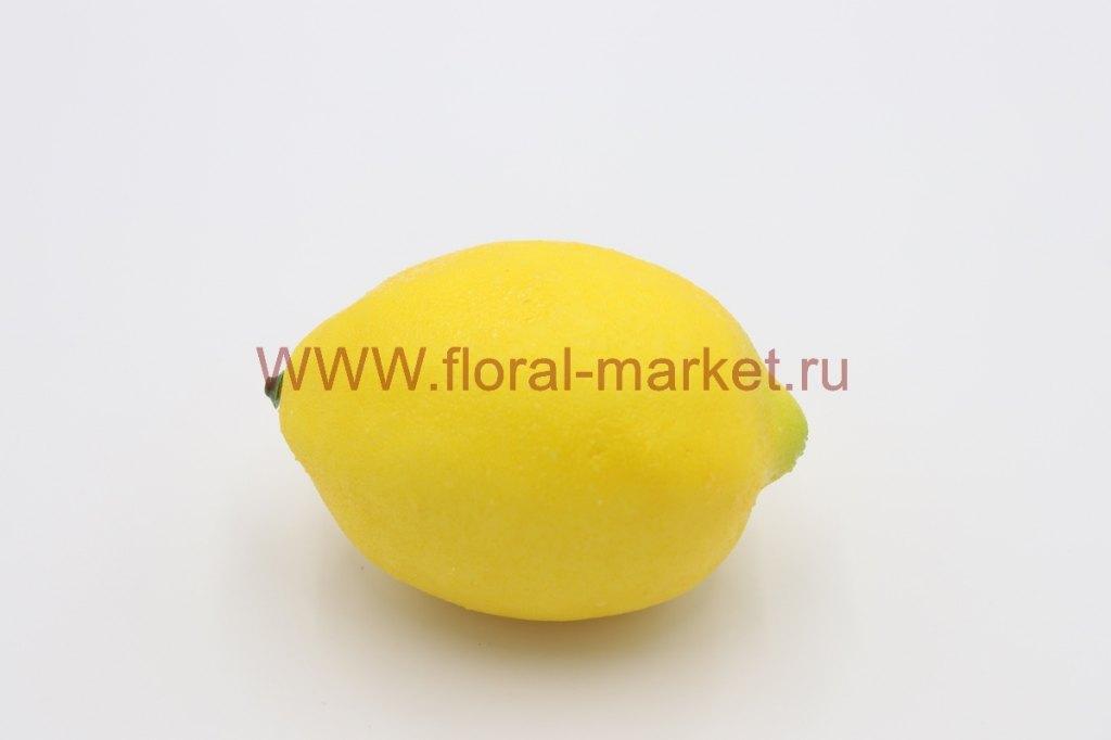 Фрукты крупные Лимон