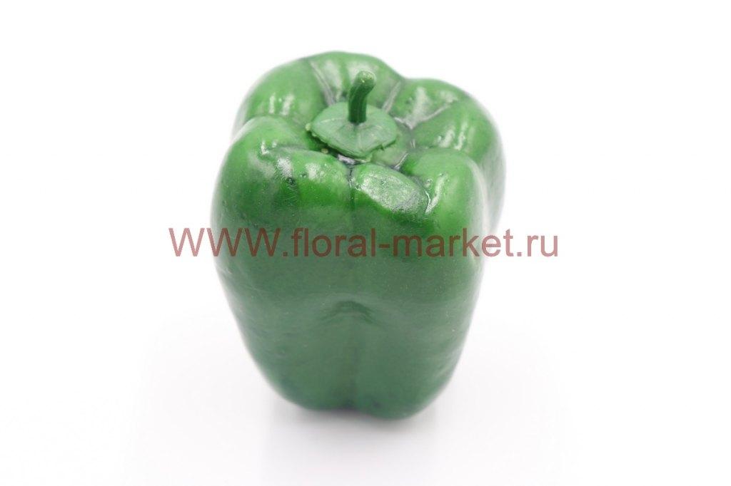 Фрукты крупные Болгарский перец зеленый