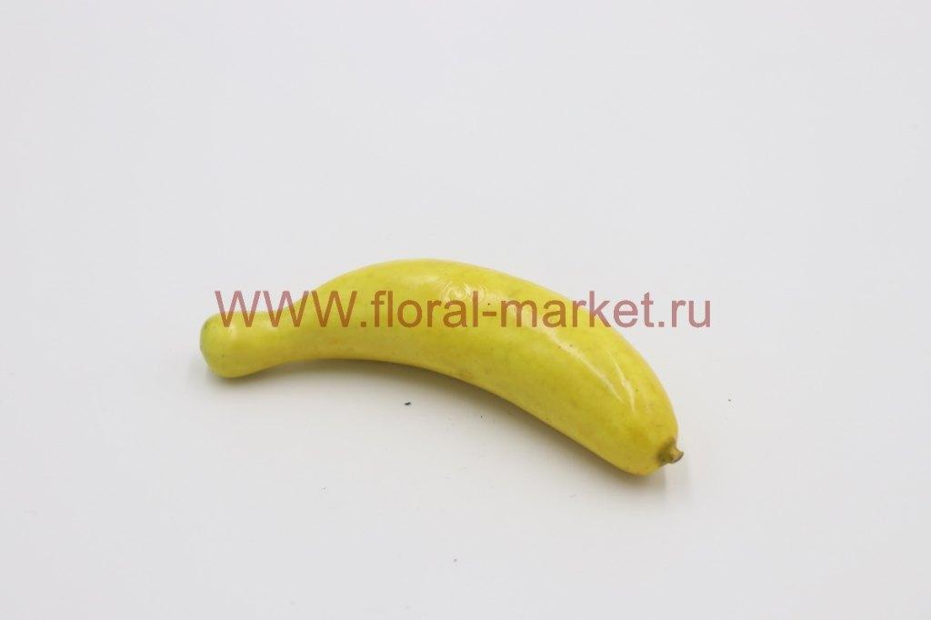 Фрукты мелкие банан