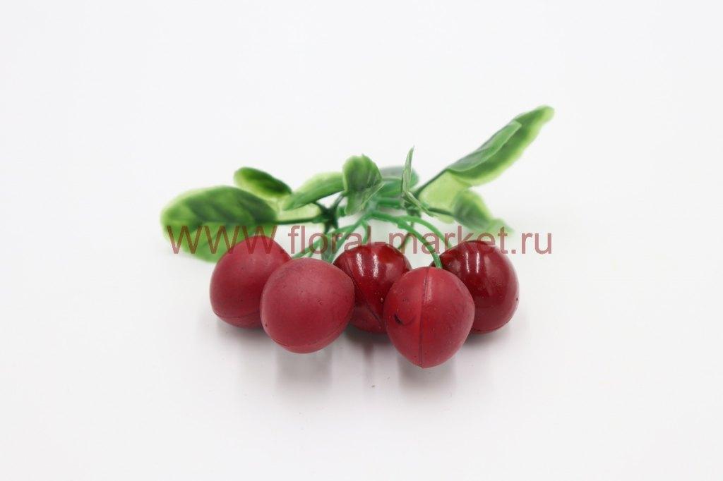 Фрукты/ягоды мелкие на магните Вишня