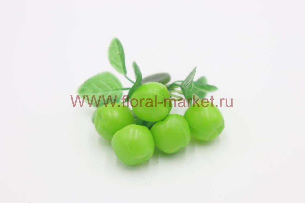 Фрукты/ягоды мелкие на магните Яблоки