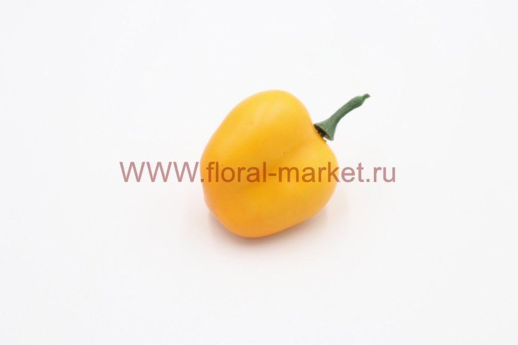 Фрукты мелкие болгарский перец желтый