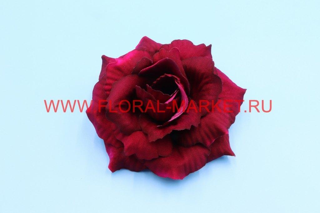 Г3082 Роза Джина бархатная д-13