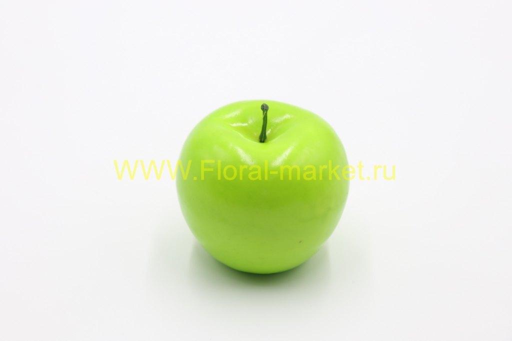 Фрукты крупные Яблоко зеленое