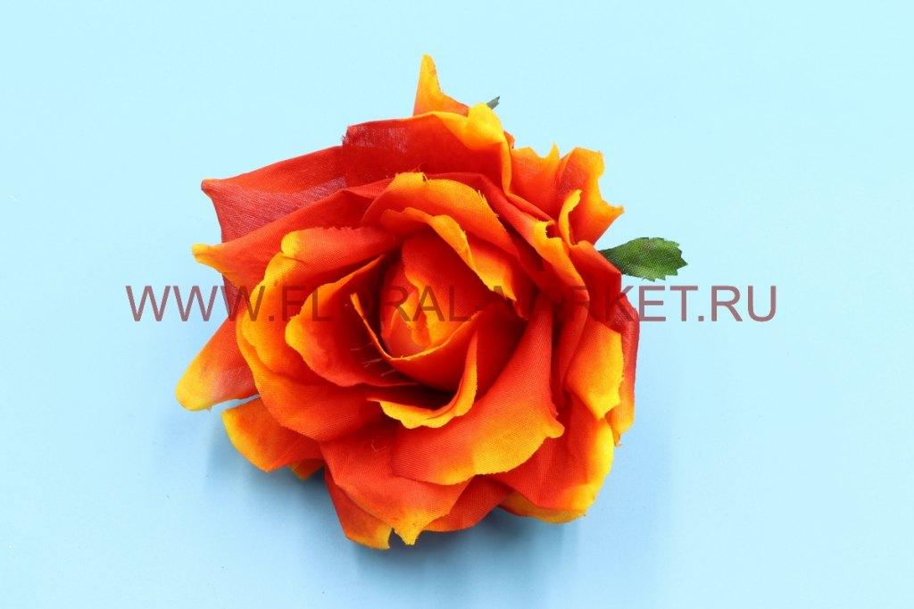 "Г2176 Голова роза ""Барбара"" d=11см."
