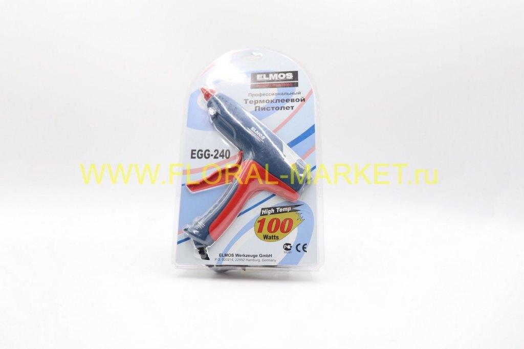 Пистолет термоклеевой ELMOS EGG 100 Вт.Германия