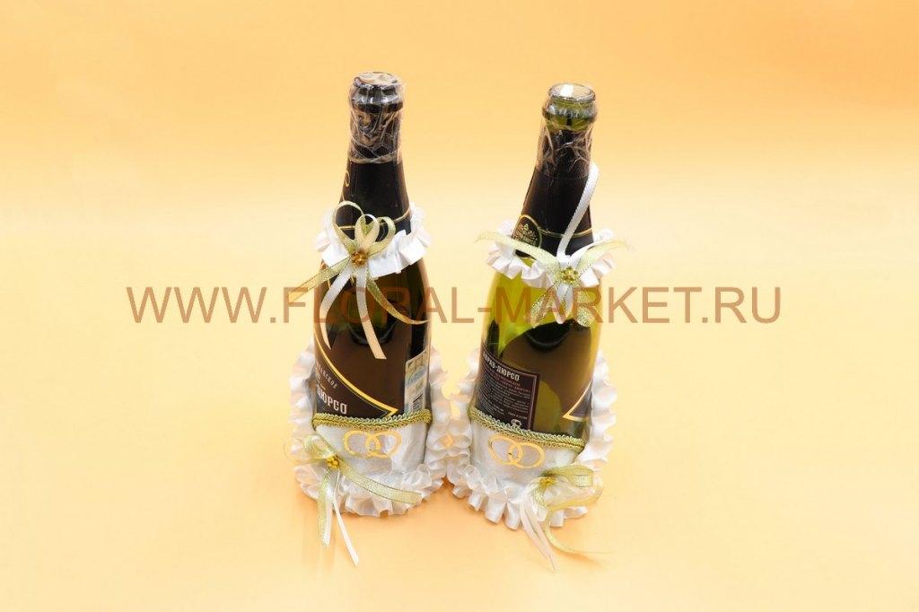 Украшение Свадебные стаканы