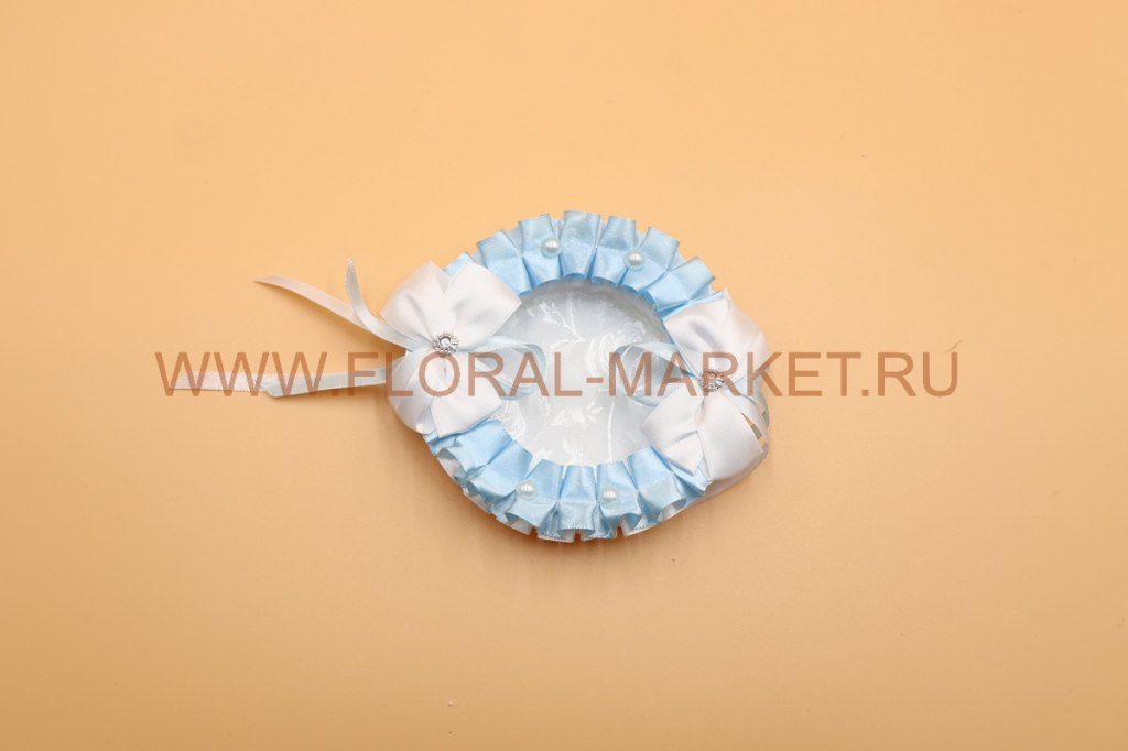 Тарелка под кольца
