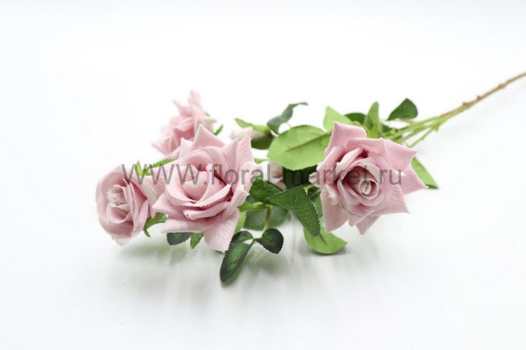 В82 Ветка роза 5г 1б
