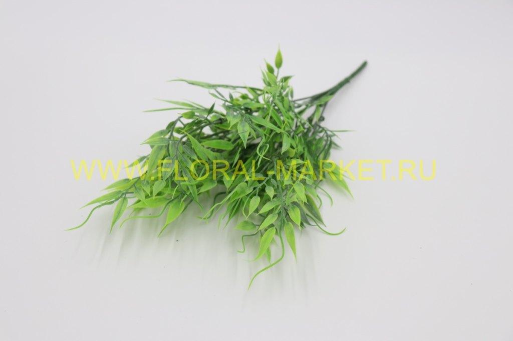 З4238 Куст зелени бамбука h=37см.