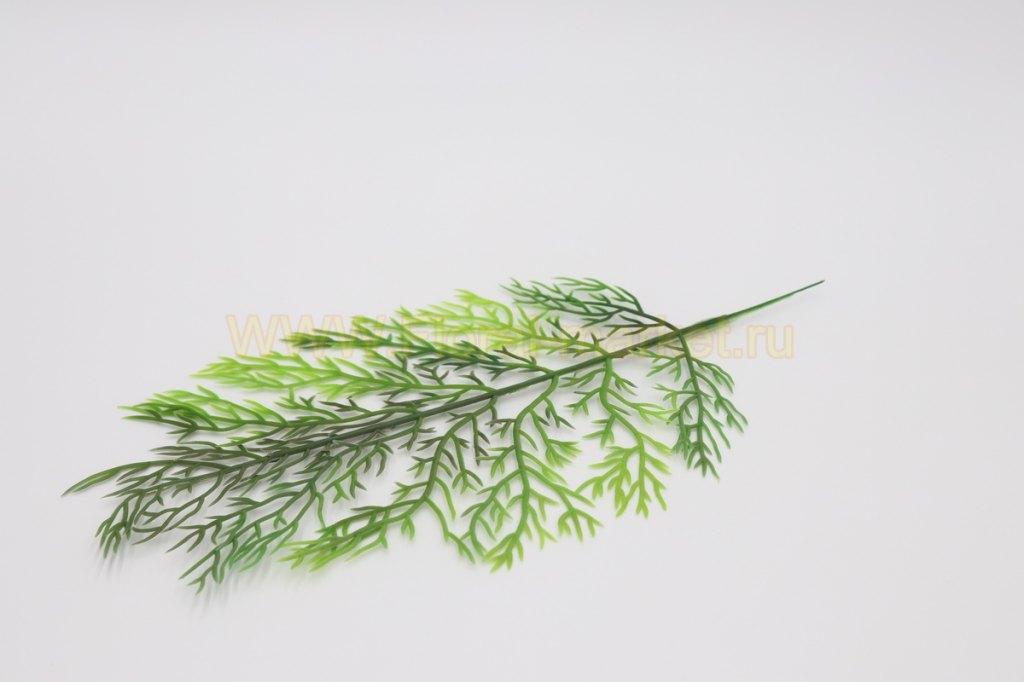 "З5112 Лист ""Зеленое деревце"" (паутинка)"